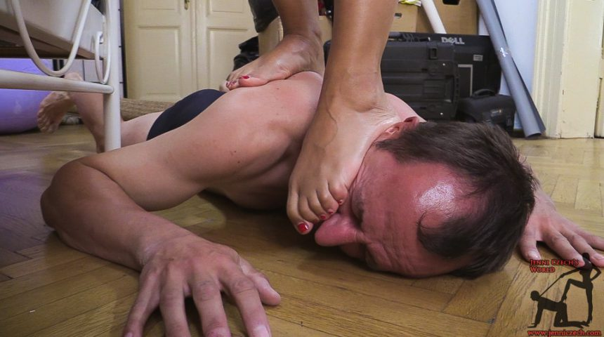 Asian clip domination free